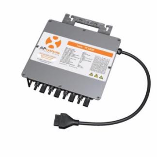 APSystems YC1000 Micro-Omvormer voor aansluiting van 4 panelen   3 fase 230/400V AC-50Hz   60/72 cells